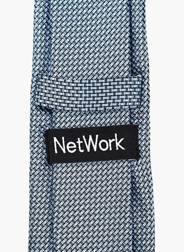 NetWork Kravat Lacivert